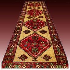 9 x 2.6 Kazak rug √ SALE √ Free shipping