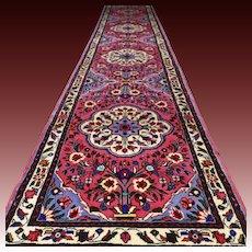 13.6x2.7 Luxury NEW extra long Anatolian runner √ Free shipping
