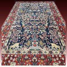 6.9x4.2 Special animal kingdom rug √ FREE SHIPPING