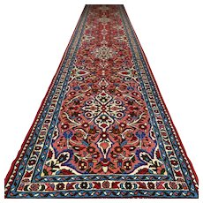 13.2x2.7 Luxury perfect extra long Anatolian runner √ Free shipping