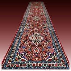 13.2x2.7 Luxury perfect extra long Anatolian runner √ Free shipping