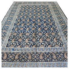 10 x 7 Wonderful boteh Oriental rug √ Free shipping