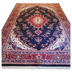 9.7 x 6.7 Bohemian Kashmir Oriental rug √ Free shipping