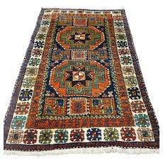 5.2 x 3.3 Kazak rug √ Free shipping