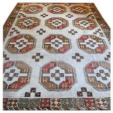 9.3 x 6.8 Modern Ziegler rug √ Free shipping