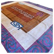 Impressive oversized contemporary rug 13.1 x 10 √ Free shipping