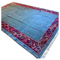 10.3 x 6.4 Modern contemporary rug √ Free shipping