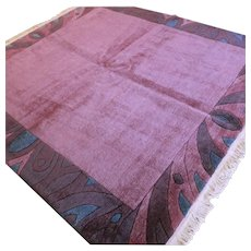 6.9 x 6.8 Perfect modern contemporary rug √ Free shipping