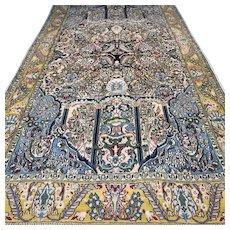 9.2 x 4.9 Luxury large bohemian Oriental rug √ Free shipping
