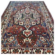 8.2 x 5.2 Bohemian Oriental rug √ Free shipping