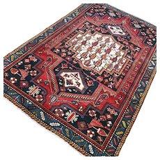6.8 x 4.4 Wonderful Turkish rug √ Free shipping