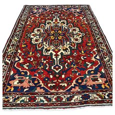 6.5 x 4.4 Unique bohemian rug √ Free shipping