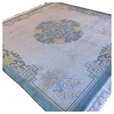 Modern Contemporary China rug 8.2x8.2 √ Free shipping