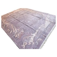 9.7 x 8.1 Modern contemporary rug √ Free shipping