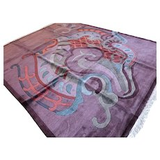 10.2 x 8.2 Modern contemporary rug √ Free shipping