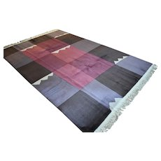 9.8 x 6.6 Superb modern contemporary rug √ Free shipping
