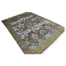 9.4 x 6.8 Special design bohemian rug √ Free shipping