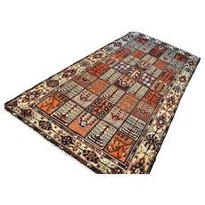 10 x 5 Special tile design bohemian rug √ Free shipping