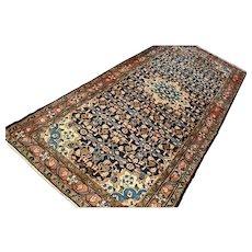 10.3 x 4.5 Incredible vintage bohemian rug √ Free shipping