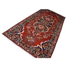10.6 x 5.1 Incredible colorful Boho rug √ Free shipping