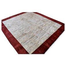 9 x 8 Modern Ziegler rug √ Free shipping