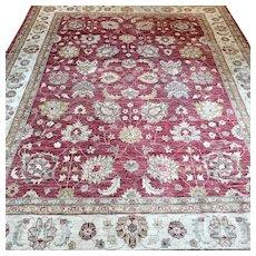 9.2 x 6.1 Luxury Ziegler Oriental rug √ Free shipping