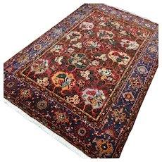 6.5 x 4.4 Perfect tribal Caucasian rug √ Free shipping