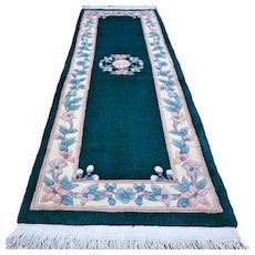 6 x 2 Luxury unused Chinese rug √ Free shipping