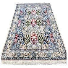 6.2 x 3.9 Luxury light bohemian Oriental rug √ Free shipping