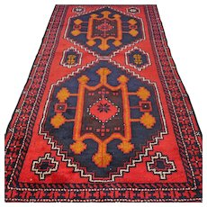 6.4 x 3.3 New and unused Afghan Kazak rug √ Free shipping