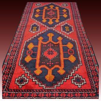 6.4 x 3.3 New and unused Afghan Kazak rug √ Free shipping