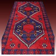 5.9 x 3.3 New and unused Afghan Kazak rug √ Free shipping