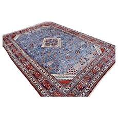 11.4 x 8 Impressive Bohemian oriental rug √ Free shipping