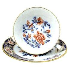 French Limoges Bernardaud 'Canton' Tea Cup Saucer