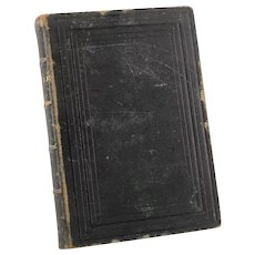 1848 Holy Bible filled with Ancient Theology
