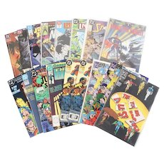 "DC comic books ""Batman Superman #1"" ""Infinity"" ""Justice League"" ""The man called Nova"" and more"