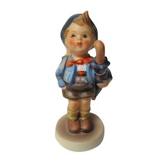 """Hummel - Home From Market - 4 1/4""""T - 1970's Mark"""
