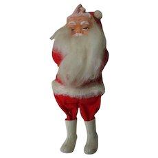 "7"" Tall - Vintage Japan Christmas Santa Claus Doll #68"