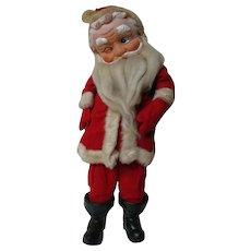 "13"" Tall - Vintage Japan Christmas Santa Claus Doll #63"