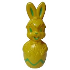 Vintage Easter Bank - Rabbit Hatching Out of Egg
