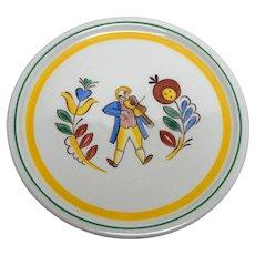 Arabia Finland Allmoge Teapot Trivet or Wall Plate