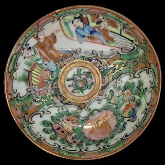 Circa 1890, Chinese Condiment Dish