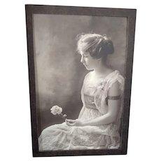 "Photo of ""Peg"" photographer G.F. Cassidy North Sydney"