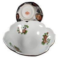 Really nice!!  IMARI bowls