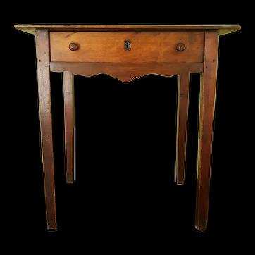 Small Georgian Work Table