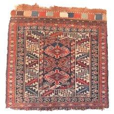 Persian Carpet Bagface