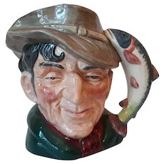 The Poacher Royal Doulton Large Character Jug