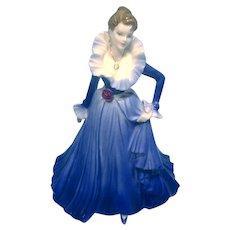 "Coalport Ladies of Fashion Figurine of The Year 1997 ""Anne"""