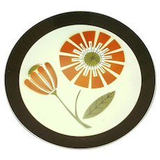 "Vintage 1970's Mikasa ""Duplex"" by Ben Seibel Fine Stoneware Charger Plate MINT!"