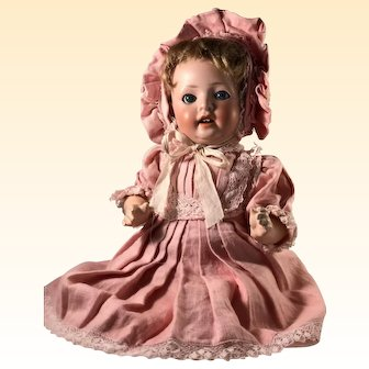 S & H 10 inch Bent Limb Baby Doll